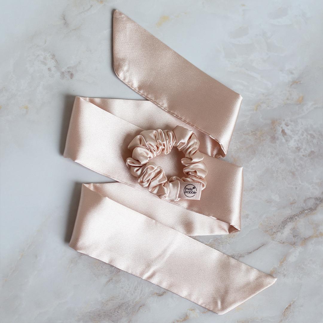 invisibobble® SPRUNCHIE SLIM Ballerina Bow 6-box (Hanging Pack)