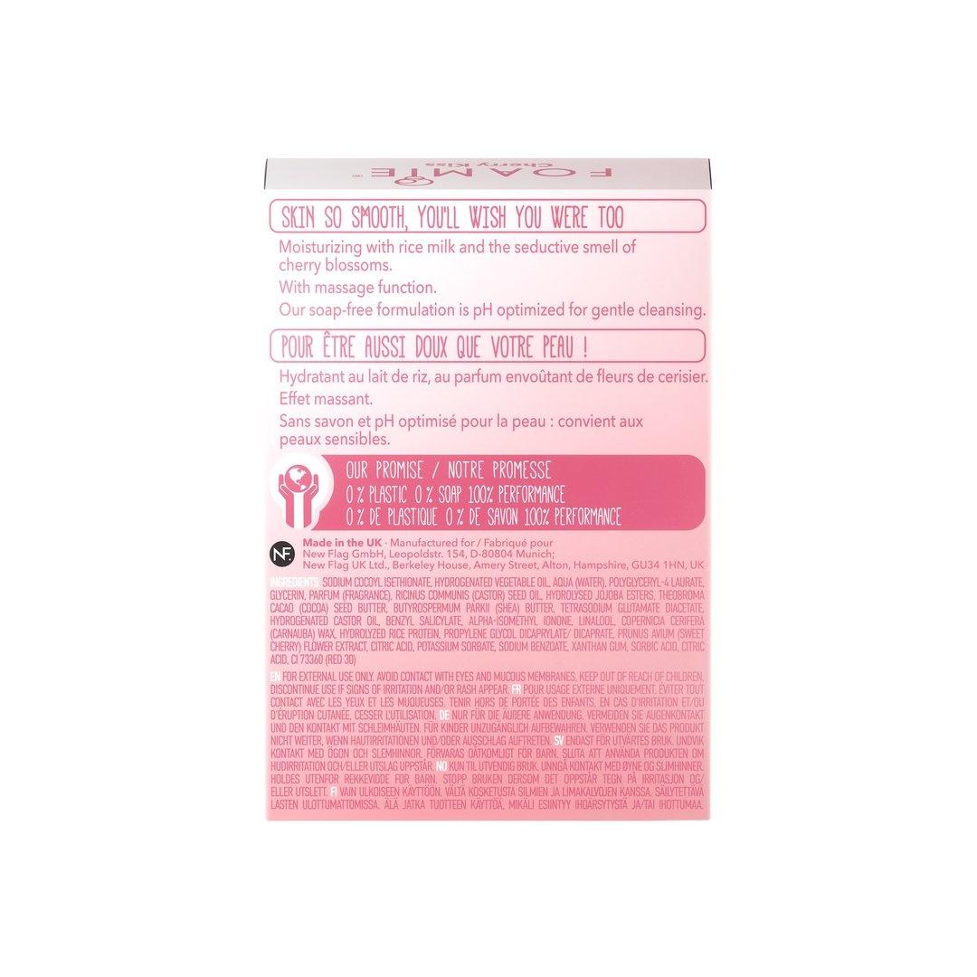 CHERRY BLOSSOM & RICE MILK BODY BAR (6 Pack)