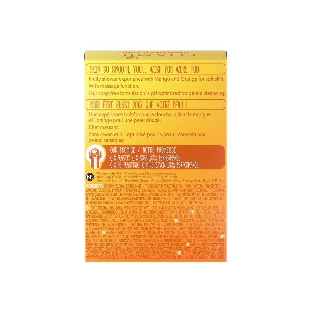 MANGO & ORANGE BODY BAR (6 Pack)