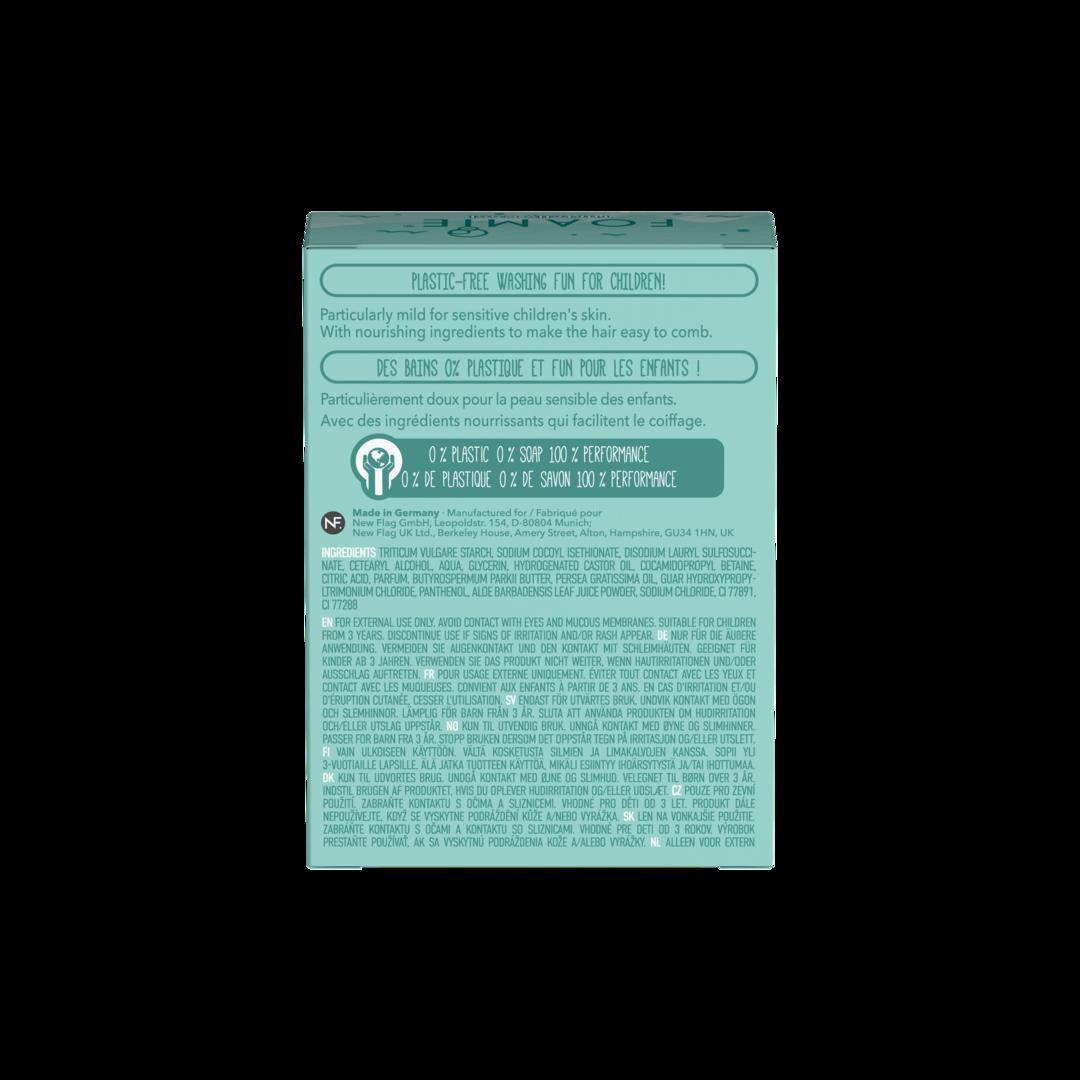MANGO 2IN1 SHOWER BODY BAR FOR KIDS (6-Pack)