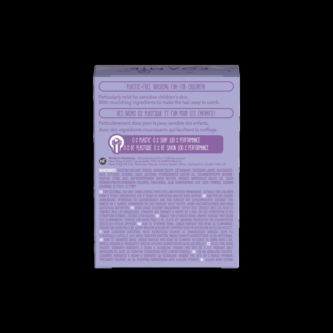 STRAWBERRY 2IN1 SHOWER BODY BAR FOR KIDS (6-Pack)