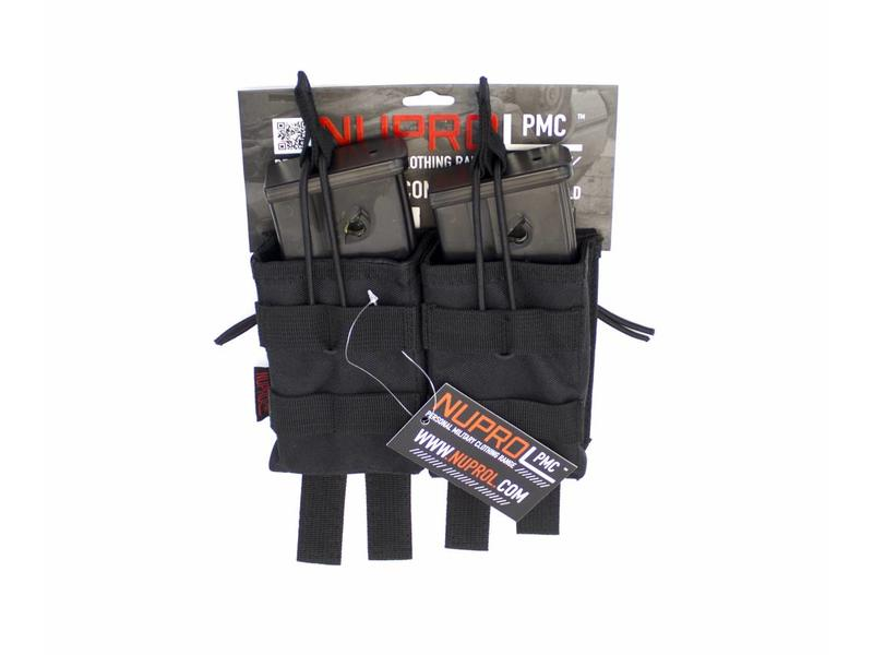 Nuprol PMC Double G36 Open Mag Pouch