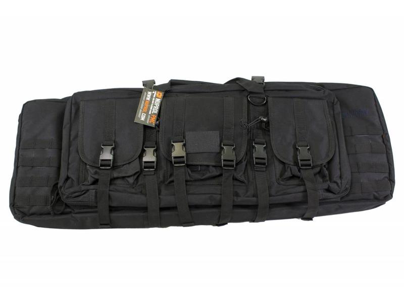 "Nuprol PMC Deluxe Soft Rifle Bag 36"" Black"