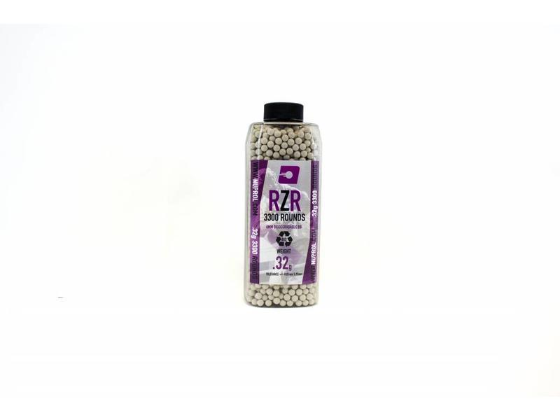 Nuprol RZR Bio BB's .32(3300rds)