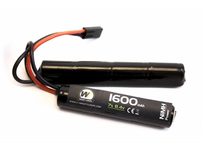Nuprol Power 1600MAH 8,4V Nimh Nunckuck Type
