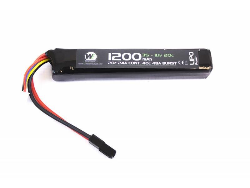 Nuprol Power 1200MAH 11.1V 20C Stick Type
