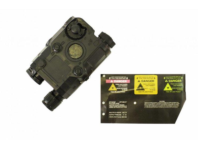Nuprol Battery Box Black