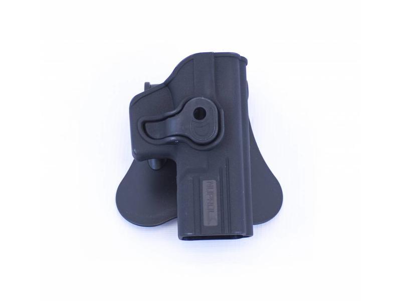 Nuprol EU (Glock) Series Holsters Zwart