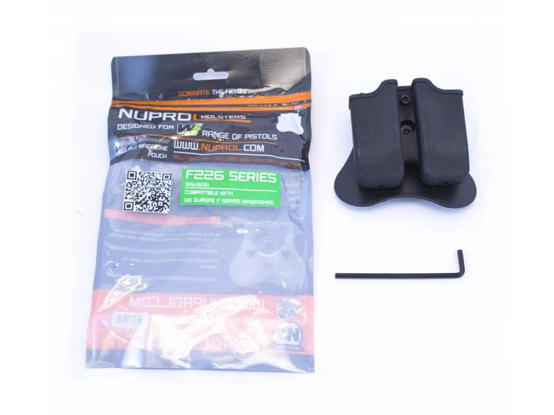 Nuprol F Series Double Magazine Pouch