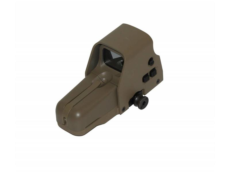 Nuprol Tech 887 Holosight Tan