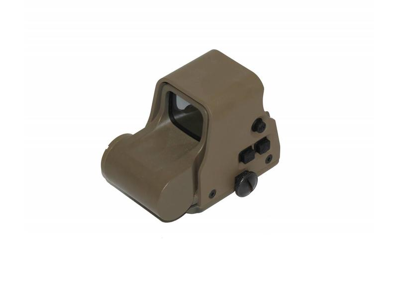 Nuprol Tech 886 Holosight Tan