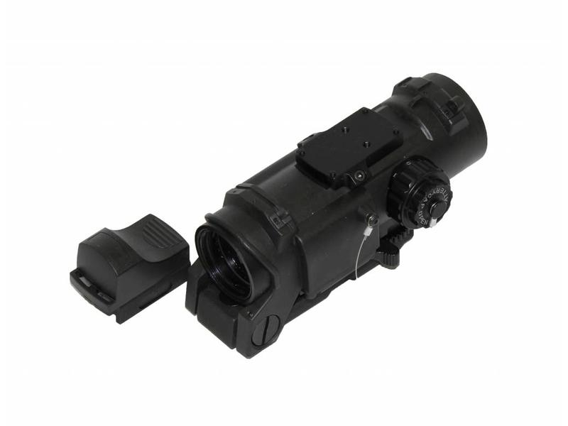 Nuprol Phantom 4x32 Scope + Rds Sight