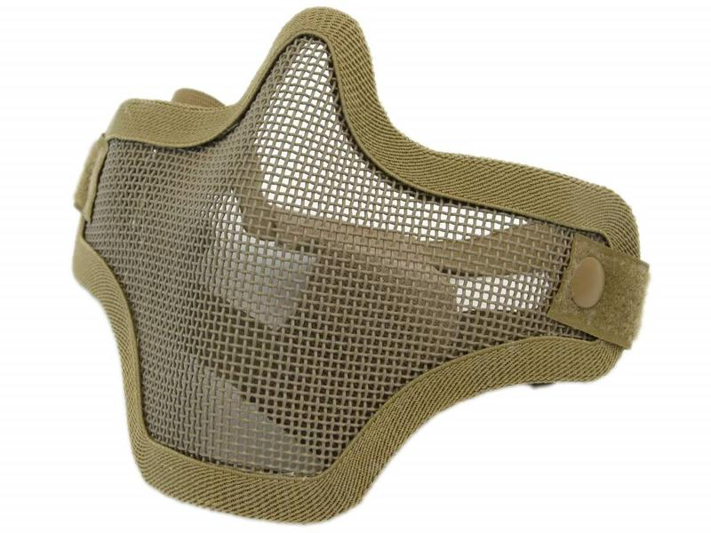 Nuprol Mesh Lower face Mask V1