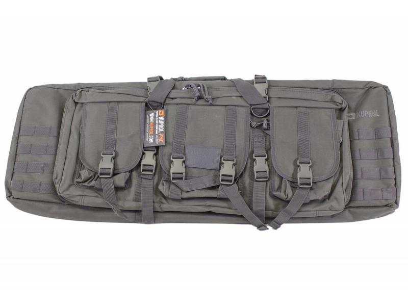 "Nuprol PMC Deluxe Soft Rifle Bag 36"" Grey"