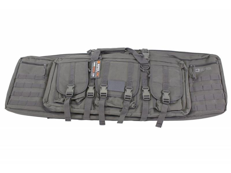 "Nuprol PMC Deluxe Soft Rifle Bag 42"" Grey"