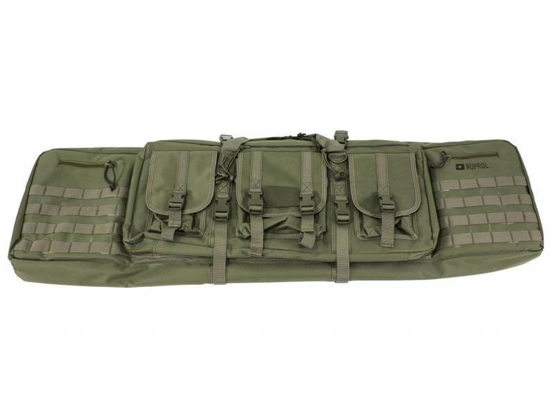 "Nuprol PMC Deluxe Soft Rifle Bag 46"" Green"