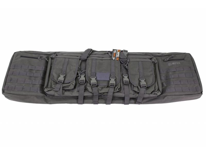 "Nuprol PMC Deluxe Soft Rifle Bag 46"" Grey"