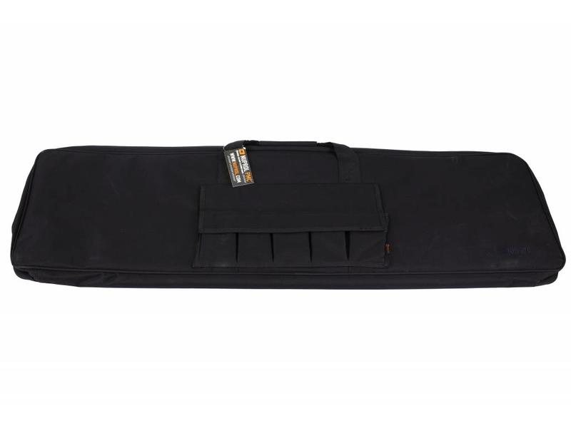 "Nuprol PMC Essentials Soft Rifle Bag 46"" Black"