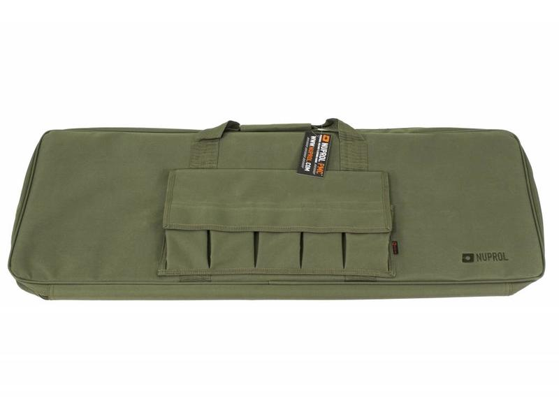 "Nuprol PMC Essentials Soft Rifle Bag 36"" Green"