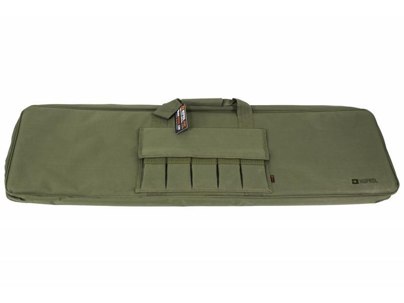 "Nuprol PMC Essentials Soft Rifle Bag 46"" Green"