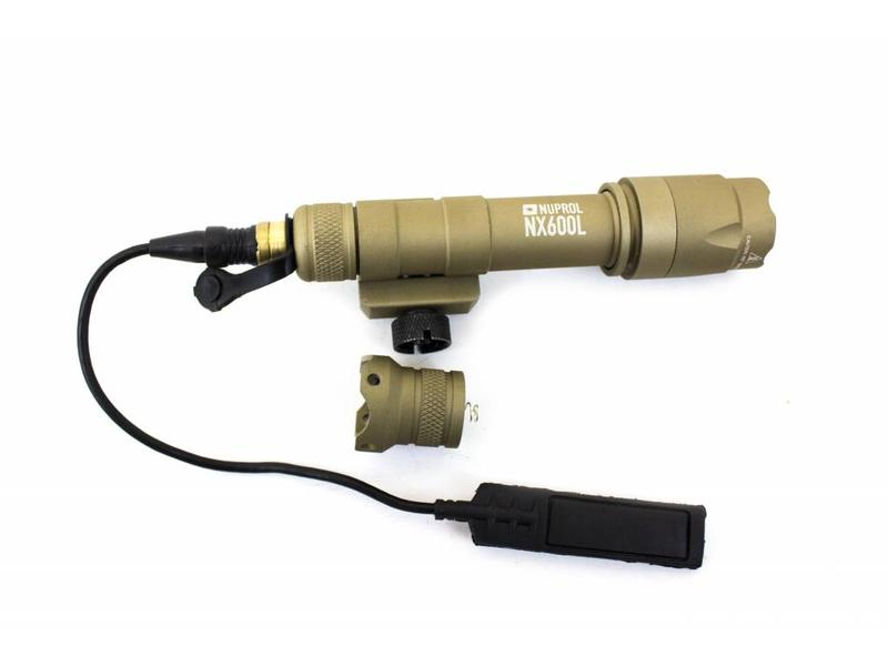Nuprol NX600L Torch Tan