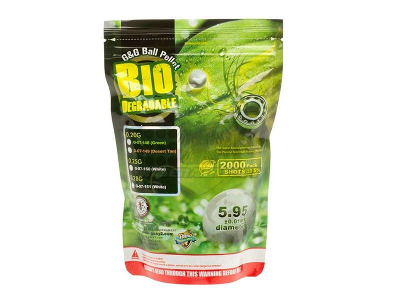 G&G 0.28g Bio Precision 2000rds