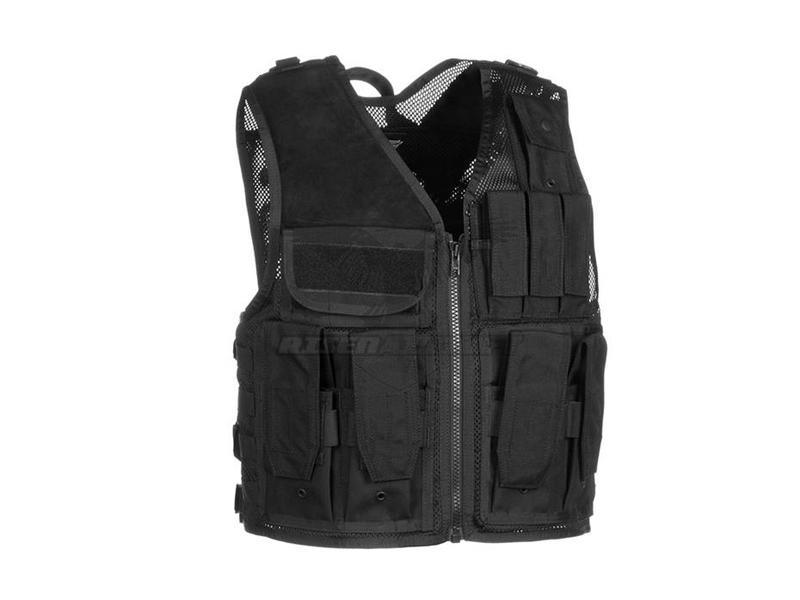 Invader Gear Mission Vest Zwart