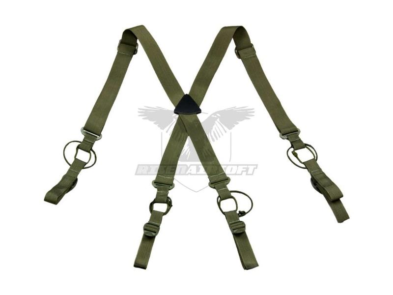 Invader Gear Low Drag Suspender