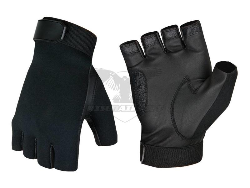 Invader Gear Half Finger Shooting Gloves