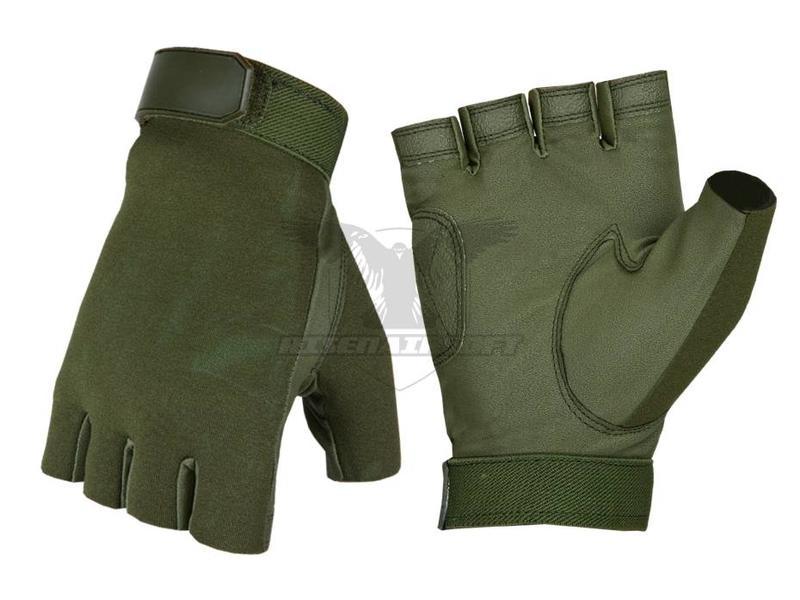 Invader Gear Half Finger Shooting Gloves