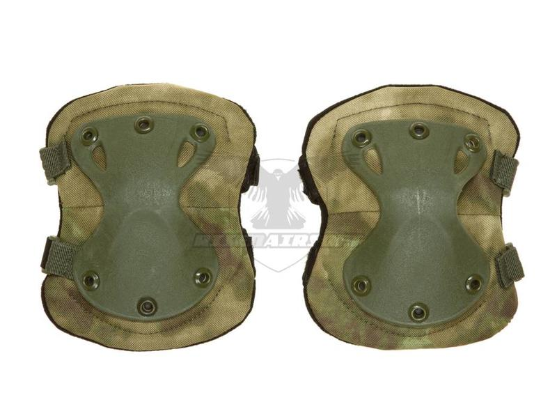 Invader Gear XPD Elbow Pads Everglade