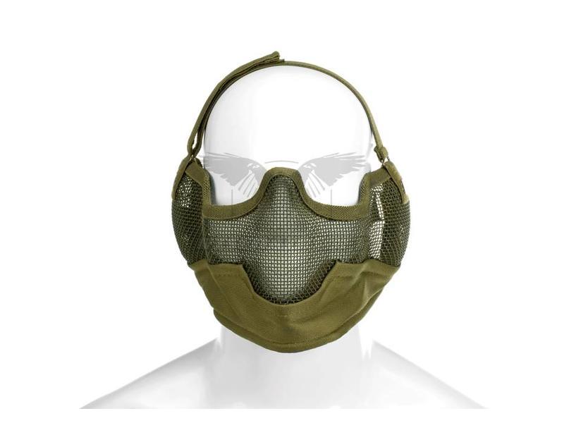 Invader Gear Steel Face Mask OD
