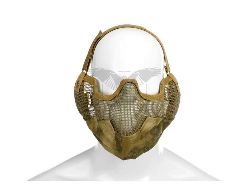 Invader Gear Steel Face Mask Everglade