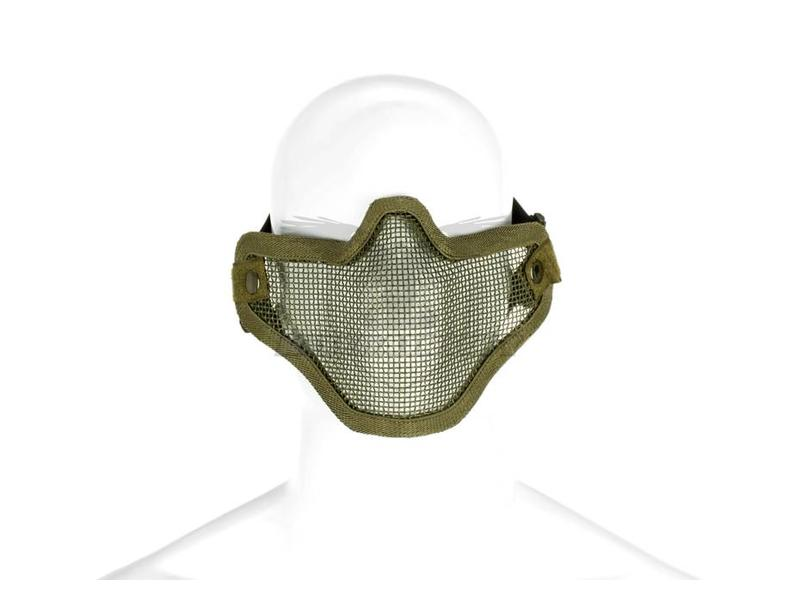 Invader Gear Steel Half Face Mask OD