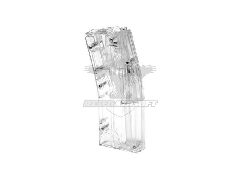 G&G Large Speedloader Transparent