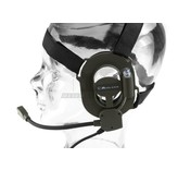 Midland Bow M Military Headset Kenwood Connector