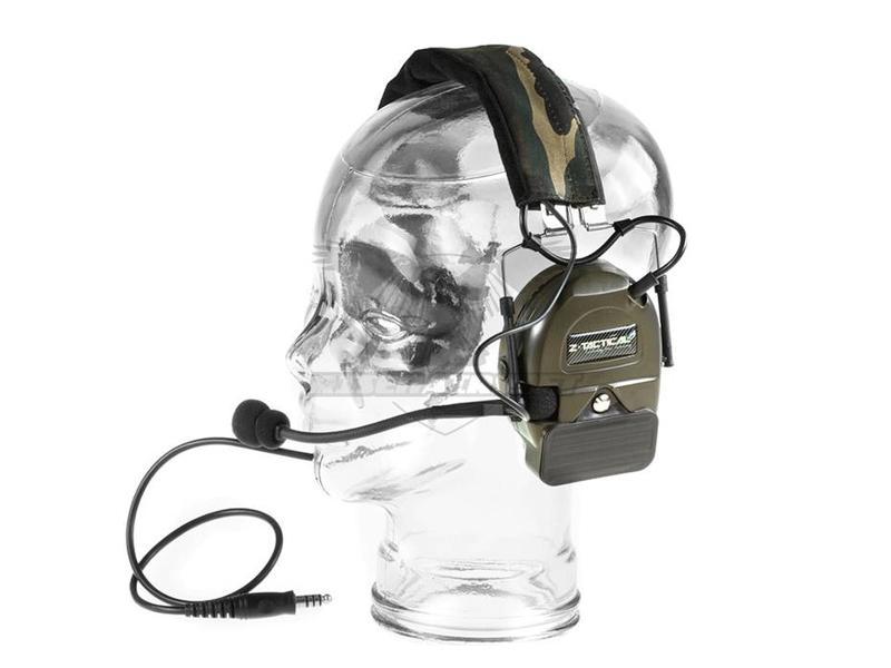 Z-Tactical Comtac I Headset Military Standard Plug