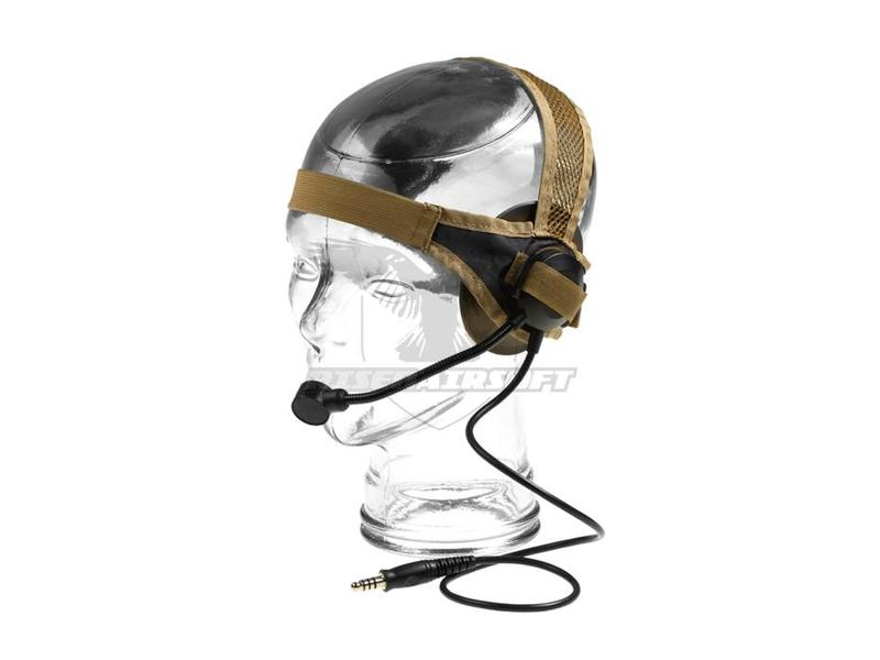 Z-Tactical Swimmer Headset