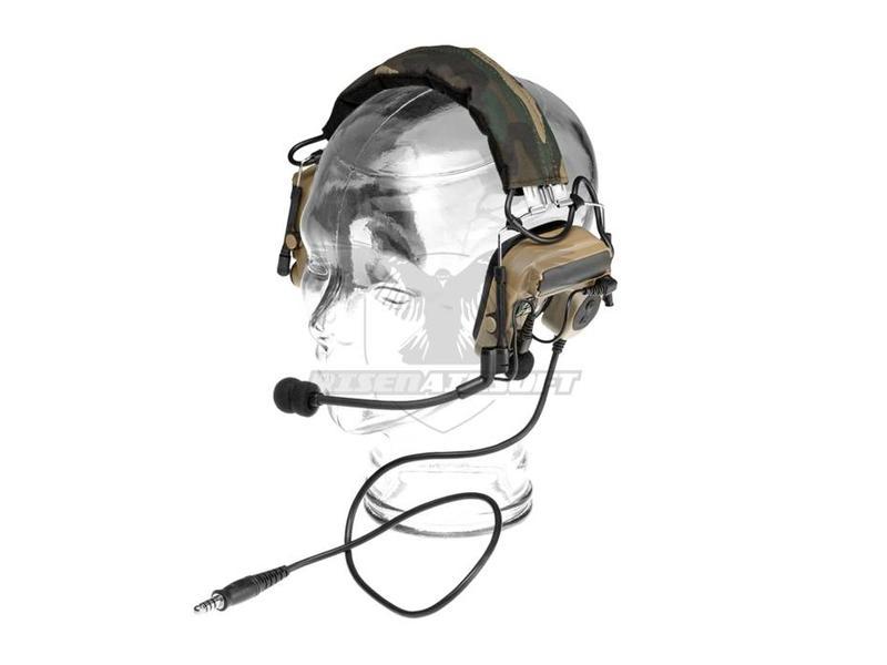 Z-Tactical Comtac IV Headset Military Standard Plug