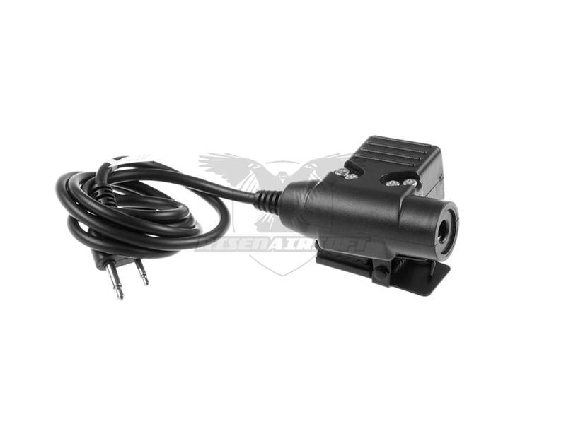 Z-Tactical U94 PTT ICOM Connector
