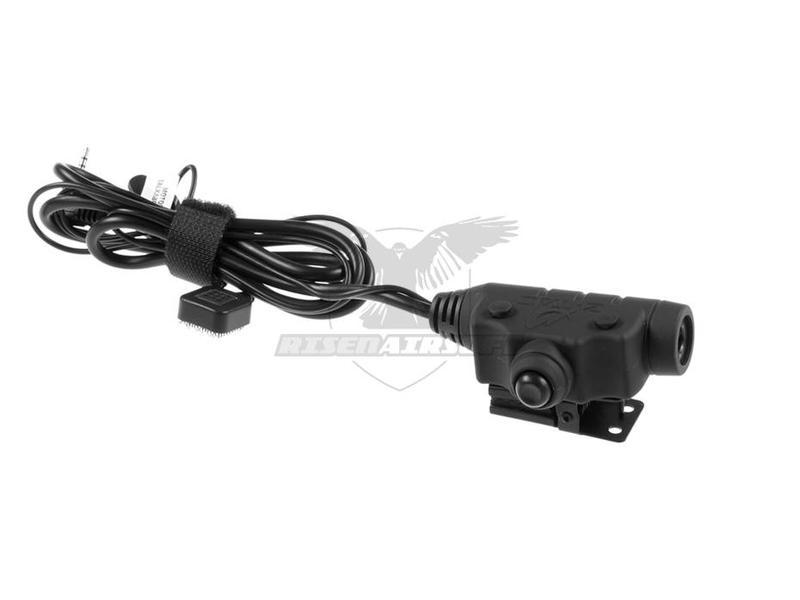 Z-Tactical U94 II PTT Motorola 1-Pin Connector