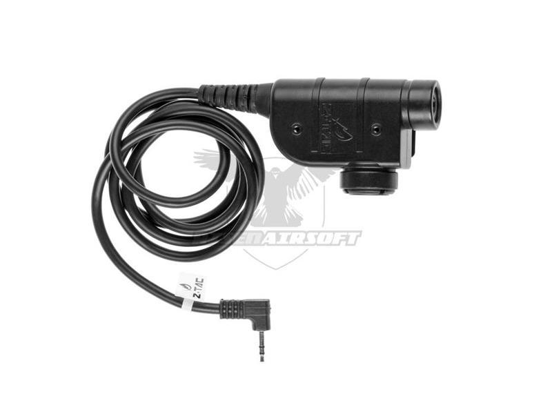 Z-Tactical zSLX PTT Motorola 1-Pin Connector