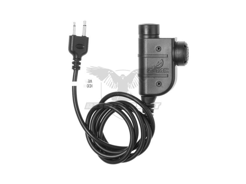 Z-Tactical zSLX PTT ICOM Connector