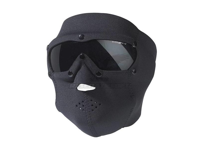 SwissEye SWAT Mask Basic Smoke
