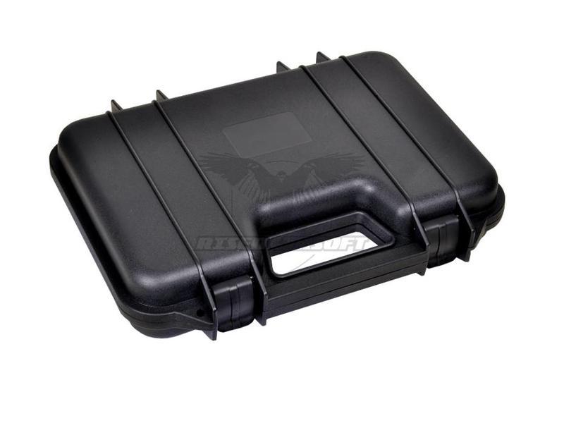SRC Pistol Hard Case Zwart