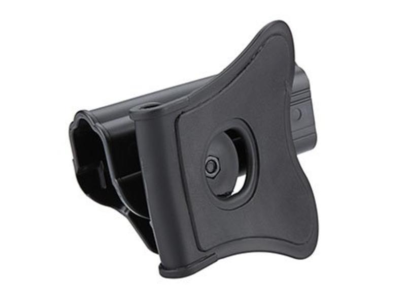 Cytac Left Hand Paddle Holster Glock 19/23/32