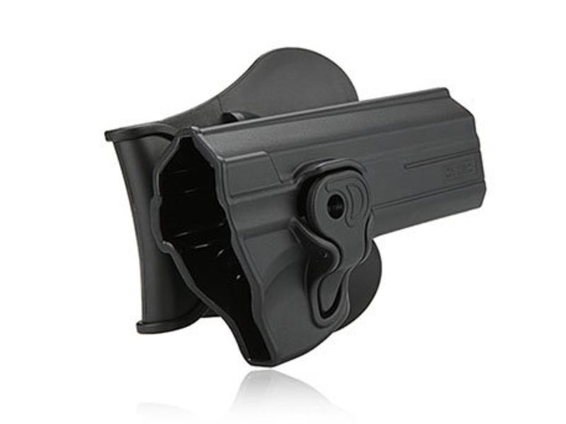 Cytac Paddle Holster CZ 75 SP-01 Shadow