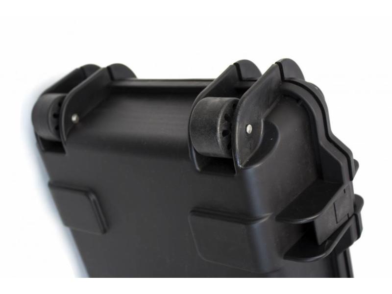 Nuprol Large Hard Case Black (Pick and Pluck)