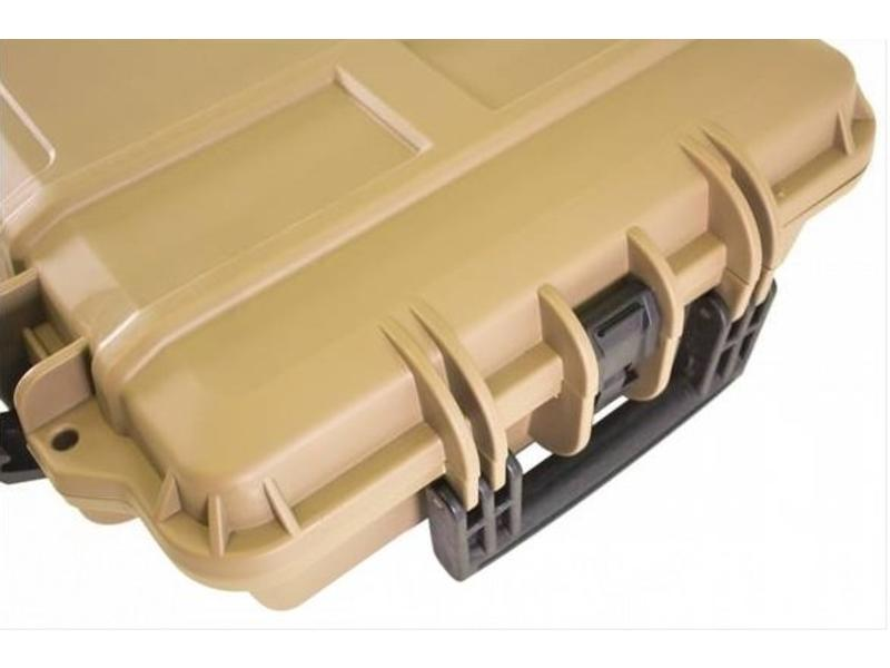 Nuprol NP XL Hard Case Tan (Pick and Pluck)