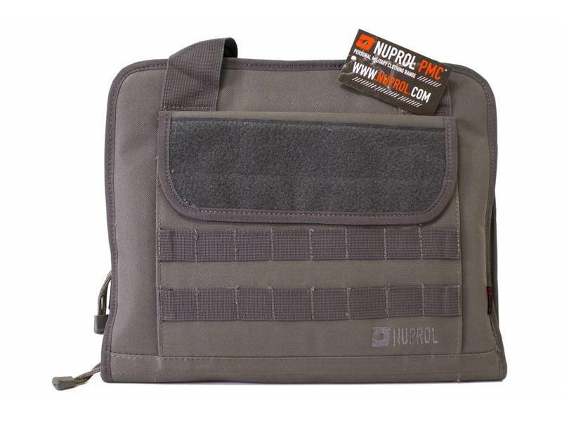 Nuprol PMC Deluxe Pistol Bag Grijs